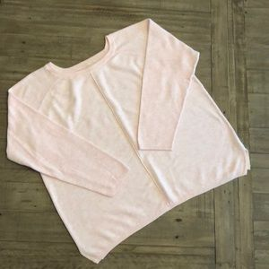Sonoma Bubblegum Pink Crew Neck Sweater XL